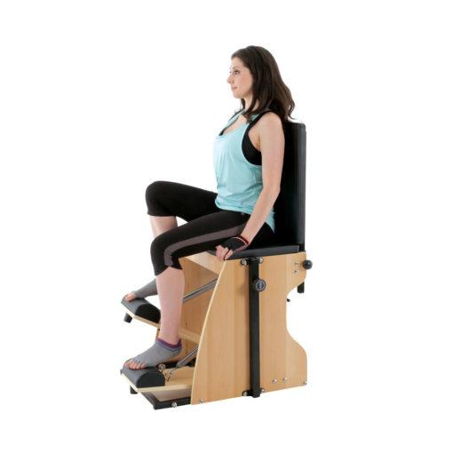 Chaise de Pilates avec dossier Rehab - Stelvoren