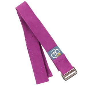 Sangle de Yoga 2m Lightweight Purple - Stelvoren