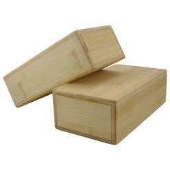 Briques de Yoga en bambou by Stelvoren