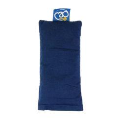 coussin de yoga bio pour les yeux dark blue