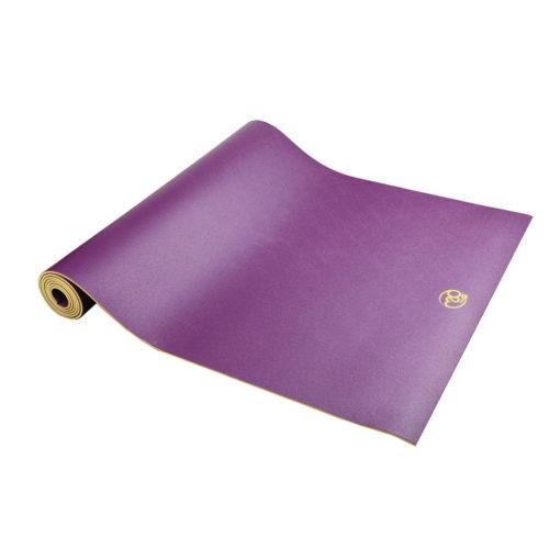 Tapis de Yoga SureGrip 4mm Purple - Stelvoren