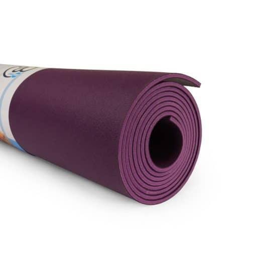Tapis de Yoga surgrip violet