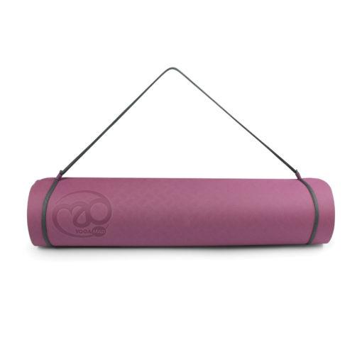tapis de yoga TPE sanglé - Stelvoren