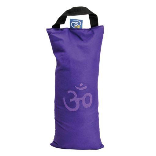 Sac de sable de Yoga Sandbag Purple - Yoga-Mad
