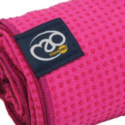 Serviette tapis de yoga pink - Stelvoren