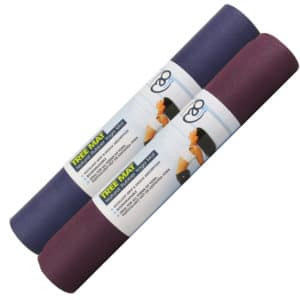 tapis de yoga caoutchouc