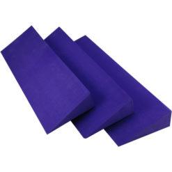 Cales de Yoga Purple en mousse EVA - sTELVOREN