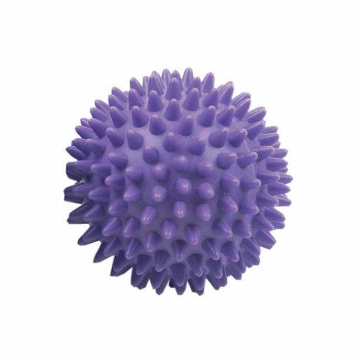 balle de massage avec picots 7cm de diamètre pour massae détente