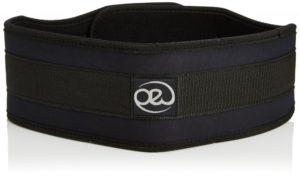 ceinture de musculation neoprene fitness mad