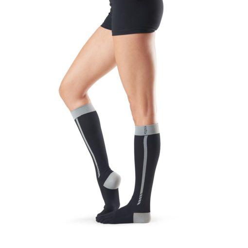 chaussettes de compression Toesox à orteils séparés - Stelvoren