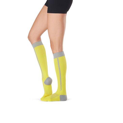 chaussettes de compression Toesox à orteils séparés Daylight 4am - Stelvoren