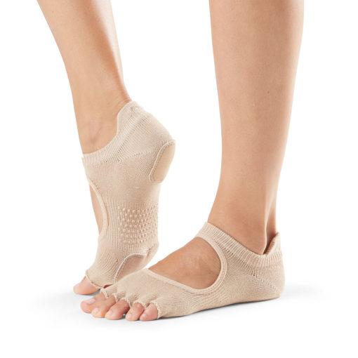 chaussettes à orteils Toesox pour la danse et la barre au sol - Stelvoren