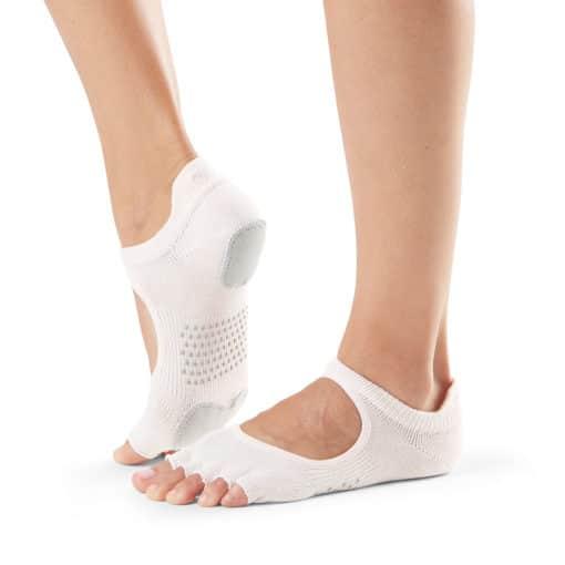 chaussettes de danse et barre au sol Toesox à cinq doigts - Stelvoren