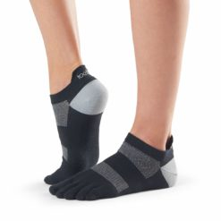 chaussettes de sport lolo black de toesox