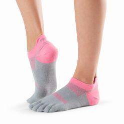 chaussettes de sport toesox lolo flush