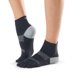 chaussettes de sport minnie black de toesox