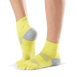 chaussettes de sport toesox minnie daylight