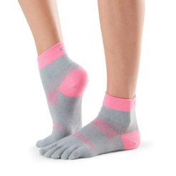 chaussettes de sport minnie flush de toesox