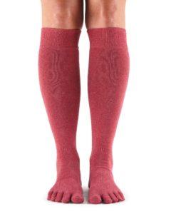 chaussettes antidérapantes yoga pilates toesox