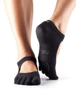chaussettes de yoga pilates danse antiderapantes toesox