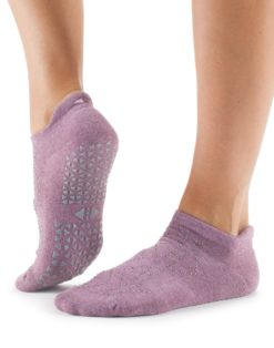 chaussettes de yoga pilates antiderapantes tavinoir