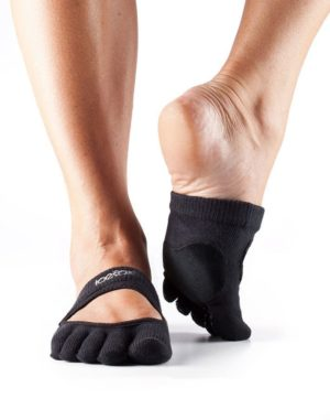chaussettes full toe releve toesox danse