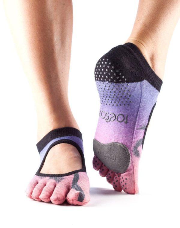 chaussettes de danse toesox