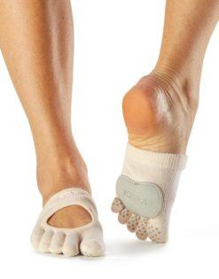 chaussons de danse à orteils séparés toesox
