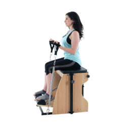 Exercices avec ressorts et Combo Chair Align-Pilates