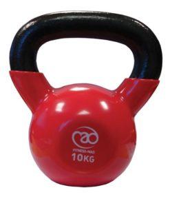 kettlebell 10 kg fitness mad