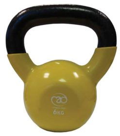 kettlebell 6kg fitness mad