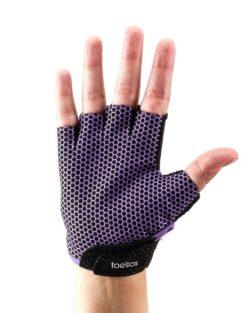 gants antiderapant pilates toesox