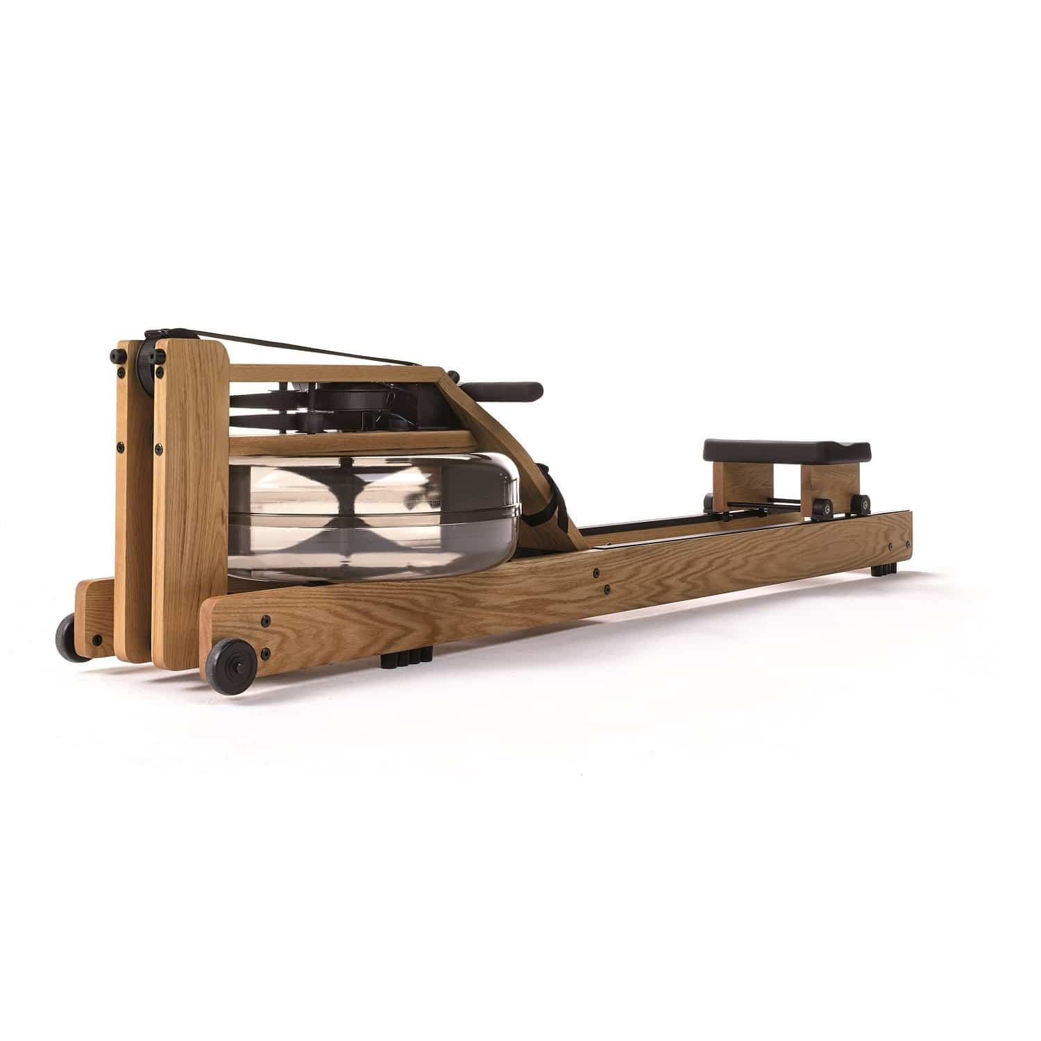 rameur waterrower est un rameur r sistance eau fabriqu en bois. Black Bedroom Furniture Sets. Home Design Ideas