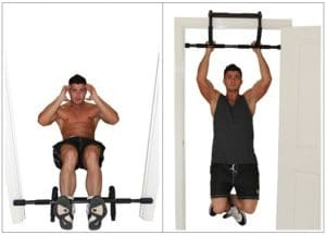 barre de traction universal training