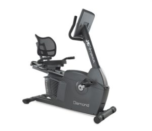 velo semi allonge professionnel D40 JK FITNESS