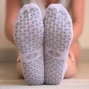 Chaussettes de Yoga Intégrales