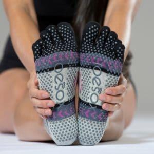 Chaussettes de Yoga Full Toe