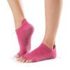 Half Toe Low Rise Raspberry Core colour Toesox - Stelvoren