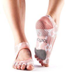 chaussettes de danse Toesox à orteils séparés - Stelvoren