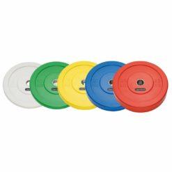 Les disques Olympiques Professionnels Diamondpour un entraînement fonctionnel afin d'augmenter la musculature et la résistance