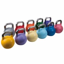 Les haltèresKettlebells Diamondpermet de muscler l'ensemble du corps tout en brûlant des calories.