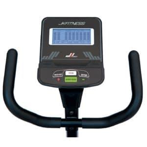 Console pour vélo d'appartement semi allongé pour utilisation intensive à domicile Top Performa 326 de JK Fitness
