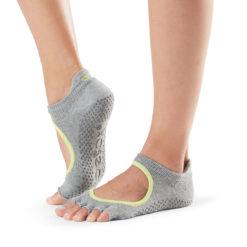 chaussettes Toesox antidérapantes et à orteils séparés - Stelvoren