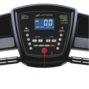 console tapis de course JK Fitness Genius 116