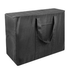 Grand sac pour professeurs de Yoga - Couleur Noir - Yoga-Mad