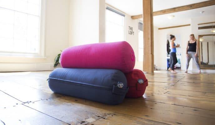 Bolster de Yoga - Large choix chez Stelvoren