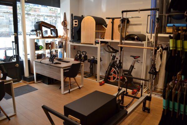 Showroom Pilates - Yoga et Fitness