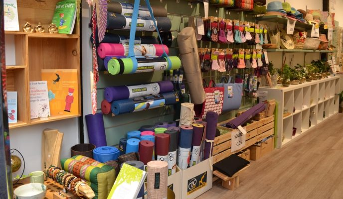 Magasin Yoga Mouffetard - Stelvoren