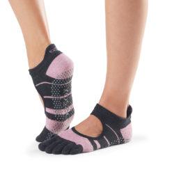 chaussettes à orteils séparés Toesox Full Toe Bellarina Mitten - Stelvoren