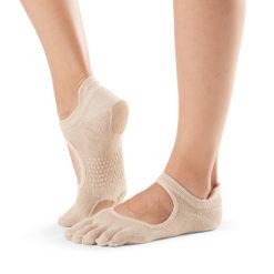 chaussettes de danse à orteils séparés Toesox - Stelvoren